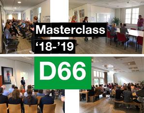 D66 Masterclass - Regio Amsterdam