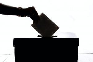 stem voor de voorzitter
